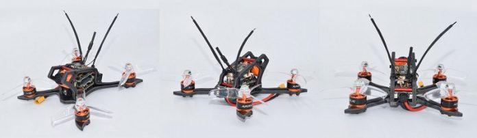 VIGOUR 3 FPV drone quadcopter