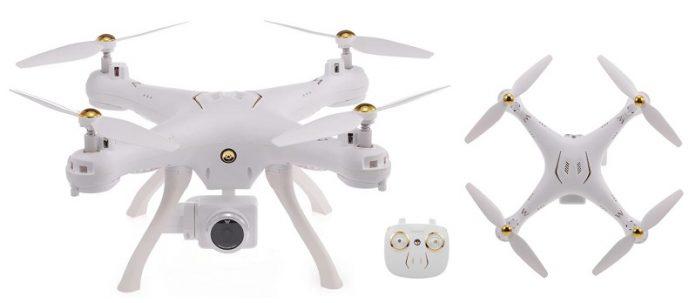 ATTOP W9 drone