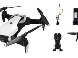 Calibrating the Eachine E58 drone: Step by step guide