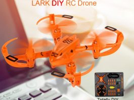 LARK LC-589 DIY educational drone for KIDS
