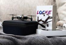 SHRC H2 Locke drone