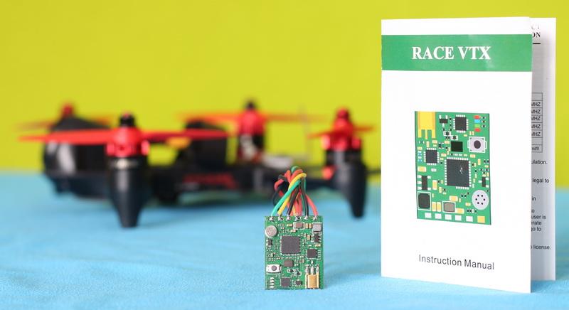 Akk Race Vtx Review Cheap Low Profile Fpv Transmitter