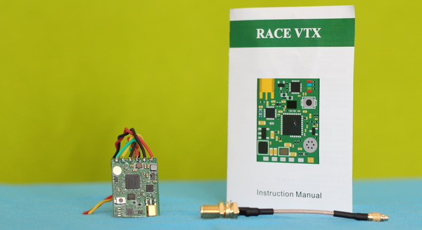 AKK Race VTXreview: Accessories