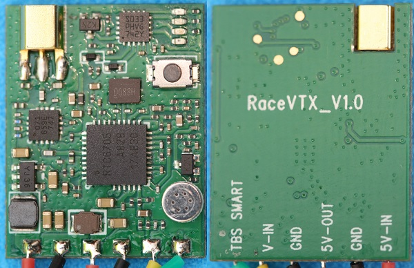 AKK RaceVTX review: Overview