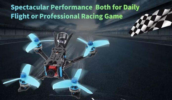 HGLRC Arrow3 FPV racing drone