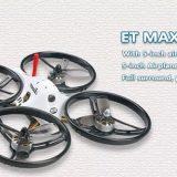 LDARC ET MAX 185mm FPV racing drone