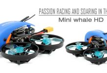 SPC Maker Mini Whale 78mm FPV drone