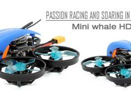 SPC Maker Mini Whale 78mm FPV drone