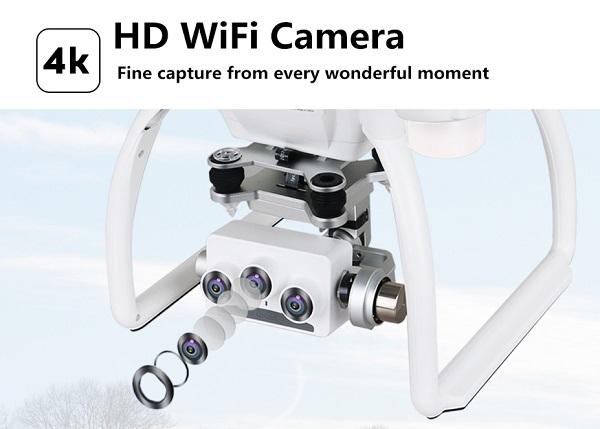 UPair 2 Ultrasonic 4K 3D camera
