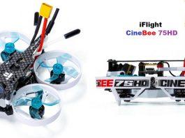 iFlight CineBee 75 HD fpv drone