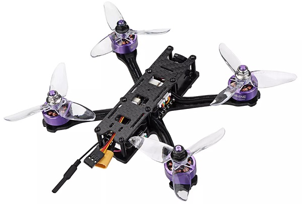 Eachine X140HV Wizard design