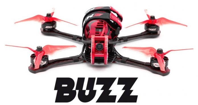 Emax Buzz Freestyle FPV racing drone
