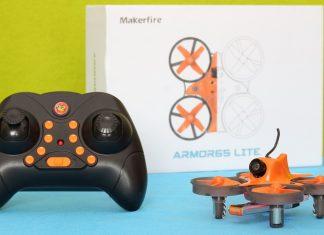Makerfire Armor65 Lite review