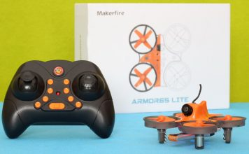 Makerfire Armor65 Lite review