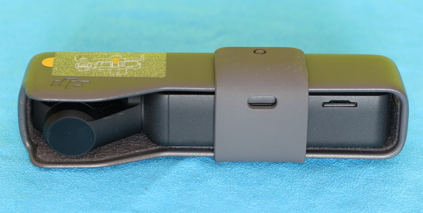 DJI Osmo Pocket Review: Safe storage