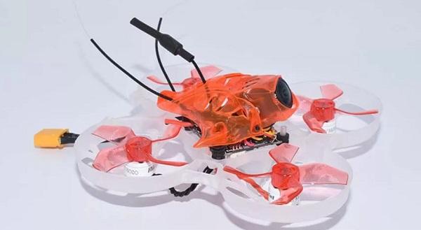 Supra7 Pro drone design