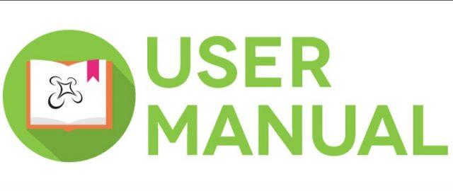 Quadcopter drone user manual | First Quadcopter