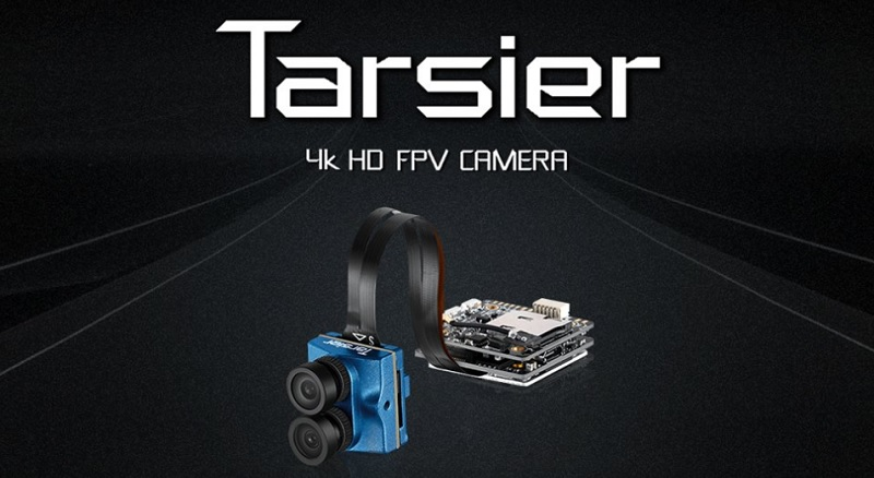 Coming soon: Caddx Tarsier 4K FPV camera | First Quadcopter