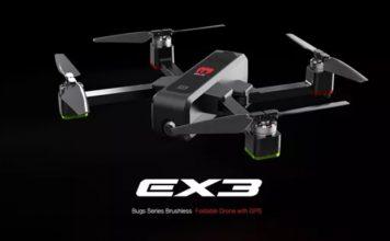 Eachine EX3 drone