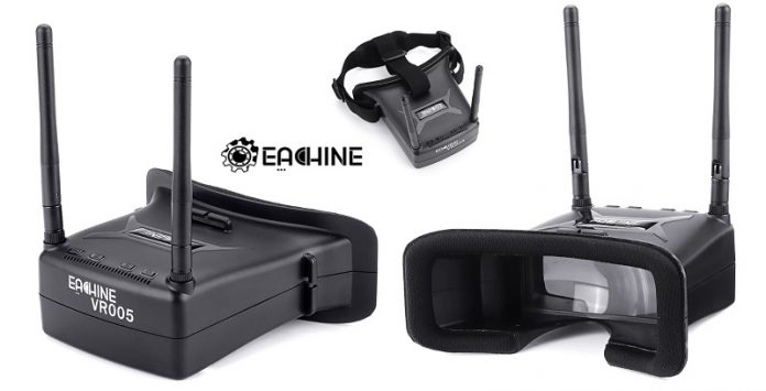 Eachine VR005 FPV headset