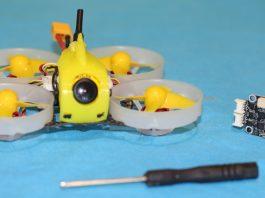 FullSpeed TinyLeader drone repair instructions