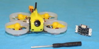 FullSpeed TinyLeader drone repair instructions