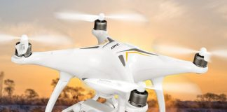 JJRC X6 Aircus drone