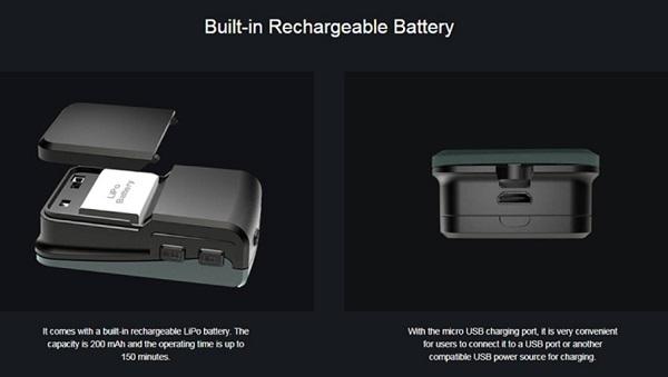 SKYRC GSM 015 LIP battery