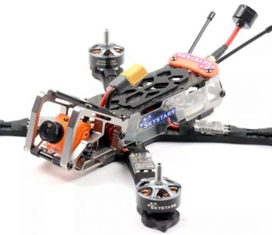 SKYSTARS G520S FPV racing drone