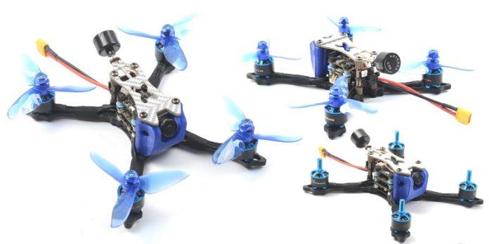 SKYSTATS Ratel 140X FPV quadcopter