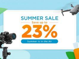 DJI Summer Sale 2019 - Best DJI Drone Deals