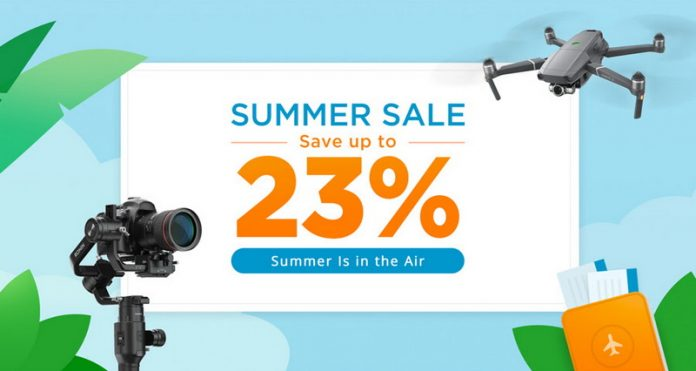 DJI Summer Sale 2019 - Best DJI Drone Deals