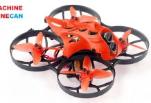 Eachine CineCan 85mm 4K drone