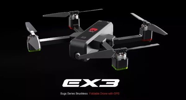Eachine EX3 Best drone Under 200
