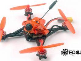 Eachine RedDevil micro FPV drone