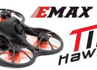 Emax TinyhawkS 75mm FPV drone