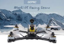 GEPRC Mark3 FPV racing drone