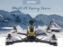 GEPRC Mark3 FPV racing drone