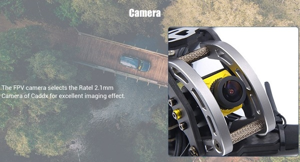 GEPRC Mark3 camera specs