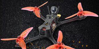 HGLRC Wind5 FPV quadcopter