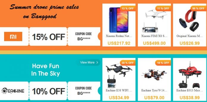 Best drone deals for July 2019