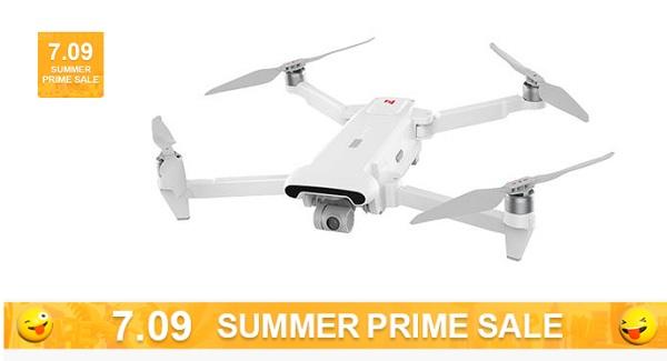 Summer drone prime sales: Xiaomi Fimi X8 SE