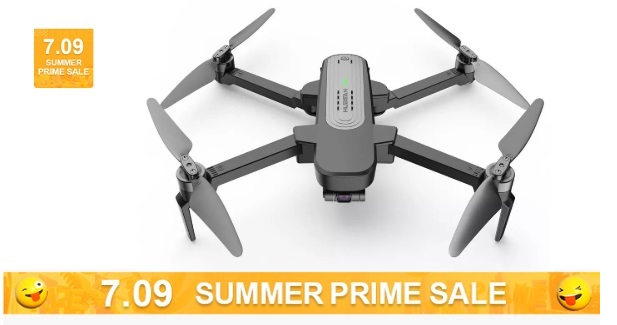 Summer drone prime sales: Hubsan Zino H117S