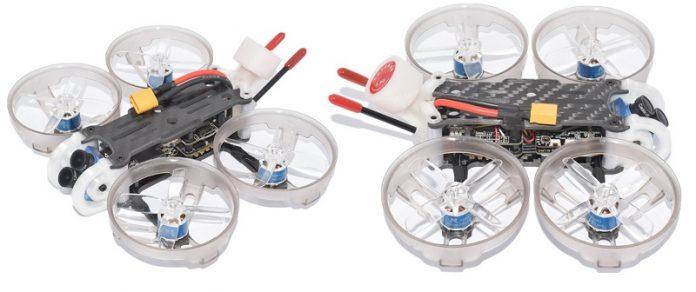 BATTA GRT-4K FPV drone