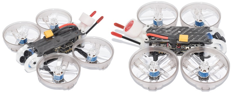 BATTA GRT-4K HD drone with Caddx Tarsier 4K | First Quadcopter