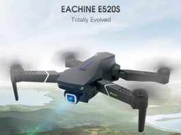 Eachine E520S & E520 drones