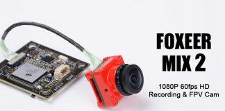 Foxeer Mix 2 FPV camera