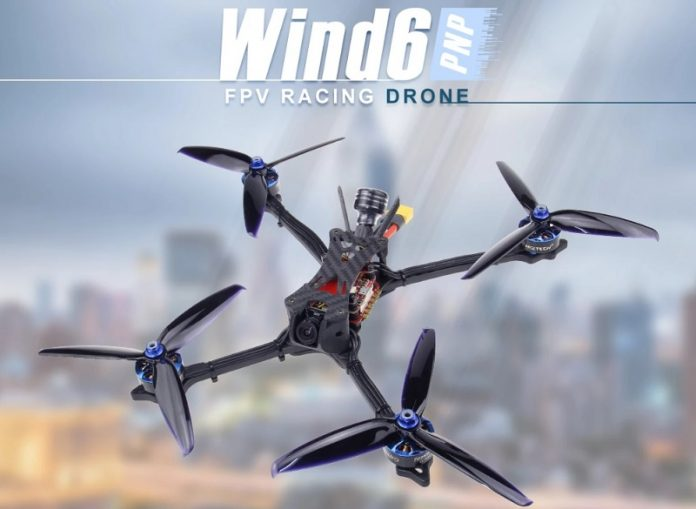 HGLRC Wind6 FPV racing drone