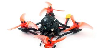 Happymodel Larva X 100mm FPV drone