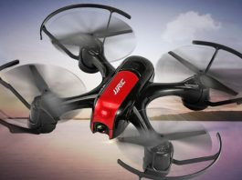 JJRC H69 FPV drone